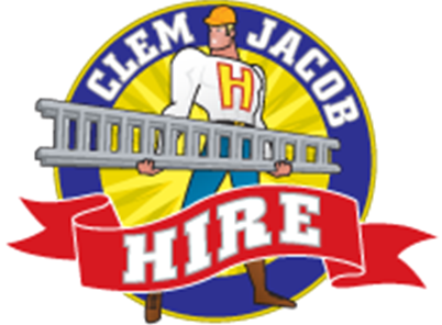 Clem Hire Footer Logo